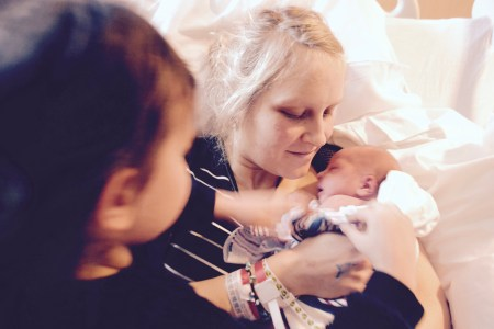Ophelia Virginia Kvasnikoff is born!