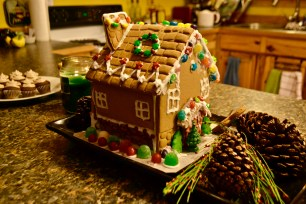 Gingerbread insanity