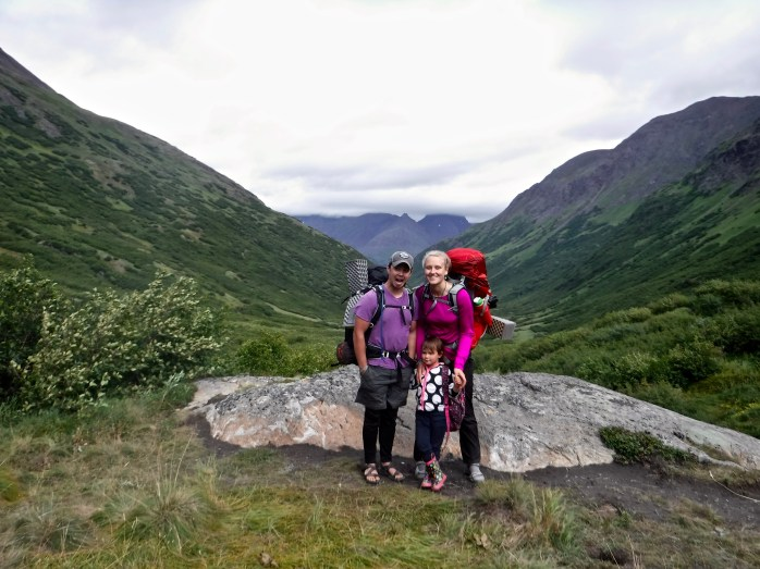 Crow Pass Trail - Eagle River to Girdwood