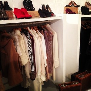 vente privée vide dressing cheap and chic
