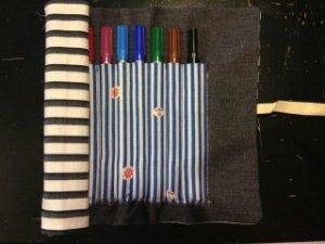 pochettes feutres crayons creatrice ninon poisson