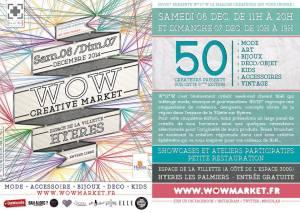 wow creative market hyères décembre 14