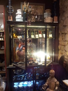 antiquités curiosités galerie salon paris