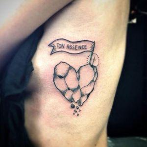 Tatouage Le Salon Black Heart A Saint Raphael Et Son Equipe L