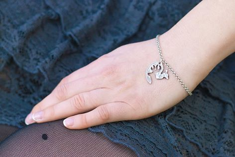 bracelet cerf à gagner concours