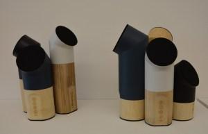 enceintes bambou samy rio design parade 2015 villa de noailles