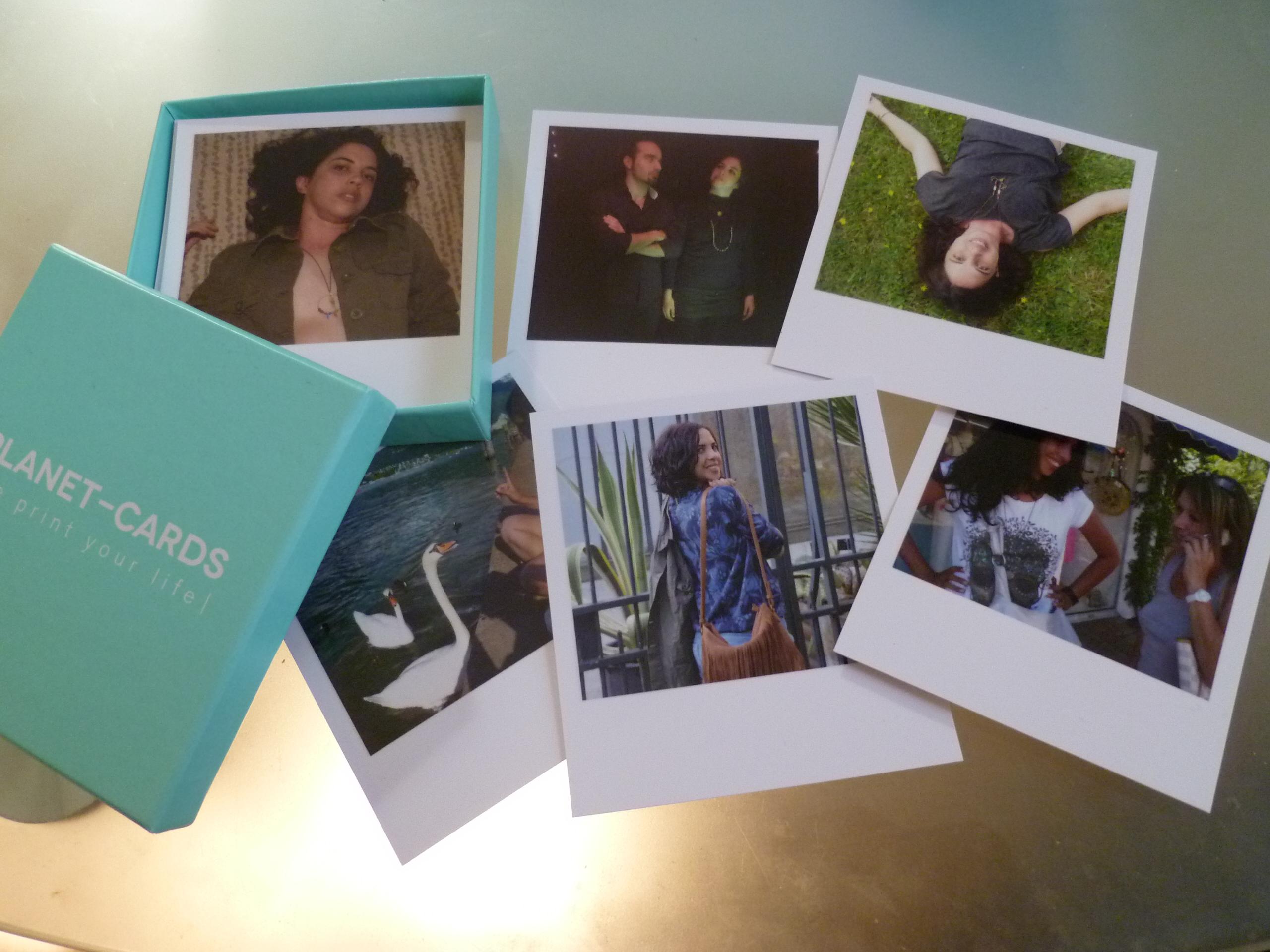 j ai test pour vous le tirage photo format polaroid l. Black Bedroom Furniture Sets. Home Design Ideas