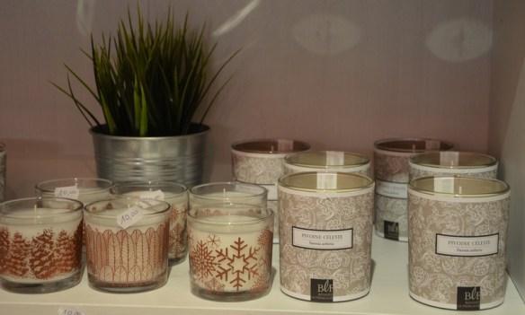 Les bougies la française de grande qualité sont à découvrir dans la boutique l'échappée belle au mourillon