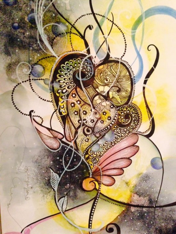peinture-dessin-artiste-floyajam-mehndi-toulon