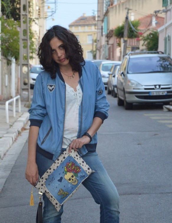 look-mode-blogueuse-outfit-zara-patch-pimkie-lacets-rentree