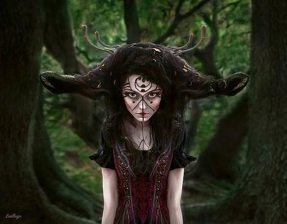 ludhye-photographie-nature-pretresse-magie-onirique-artiste-toulon
