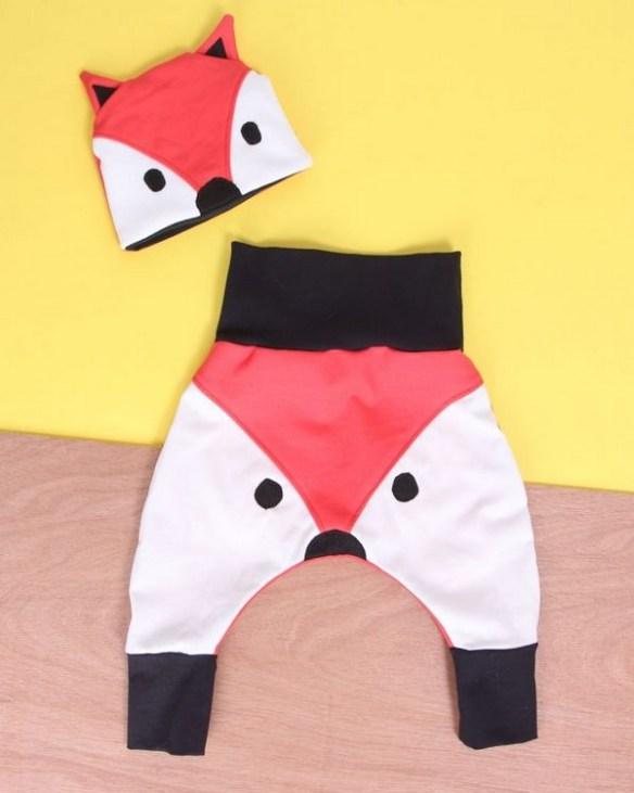 sarouel-bonnet-renand-fox-bebe-enfant-creation-mlletipoi
