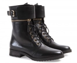 bottines-rangers-zip-andre-rock-noires