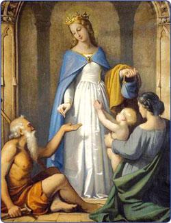 Sant'Elisabetta, Regina d'Ungheria e Patrona OFS