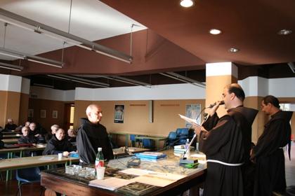 Fr. Franco Pepe Vicario provinciale