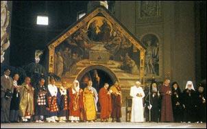 Anniversario dello Spirito di Assisi