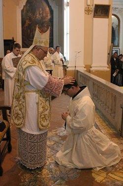 Ordinazione Diaconale di fra Franco Bigotto