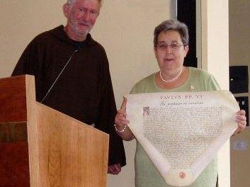 I Francescani Secolari hanno bisogno di stare in piedi come Ordine!