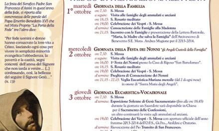Festa di San Francesco d'Assisi 2013