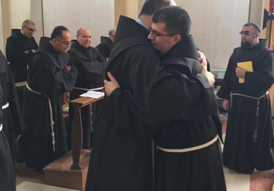 Fra Antonio Tremigliozzi è il nuovo Ministro Provinciale