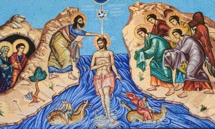 Domenica 7 gennaio – Battesimo del Signore