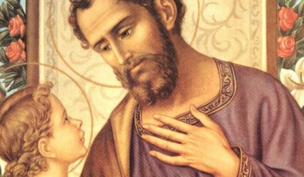 Martedì 19 marzo – San Giuseppe