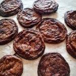 I biscotti bruciati