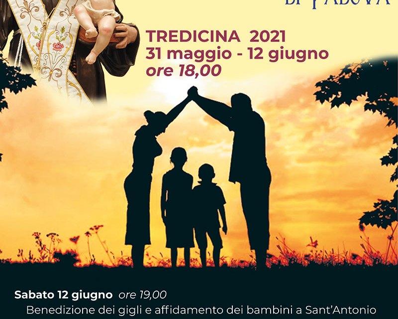 Festa di Sant'Antonio di Padova 2021