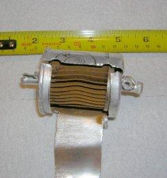 fuel filter exposed [ 1024 x 768 Pixel ]