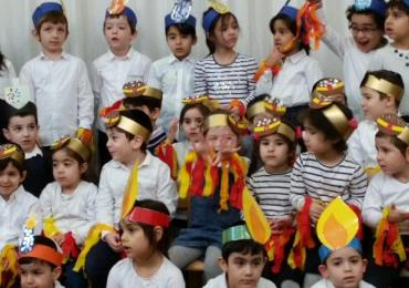 Chanukkah im Kindergarten