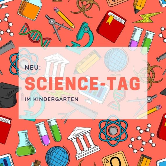 Neu: Science-Tag im Kindergarten