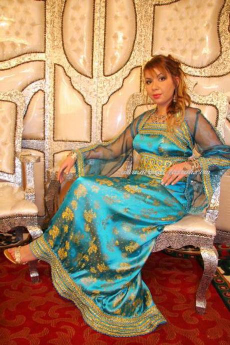 Mode robe kabyle 2014