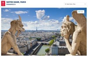 Die 23. Station der Weltreise: Notre Dame (gettheworldmoving.com)