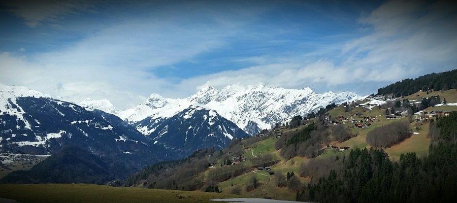 Alpen Trailrunning Montafon Treppe