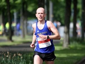 Rückblick: der Düsseldorf Marathon bei km 40