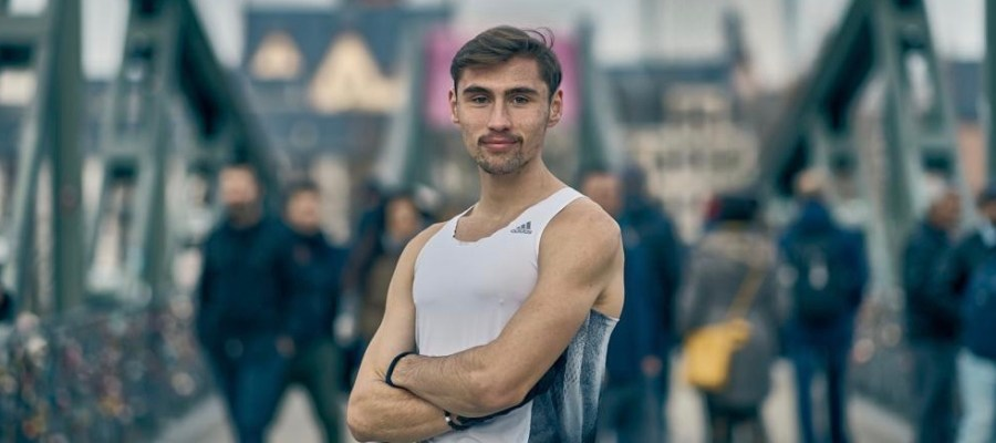Aaron Bienenfeld über das Laufen