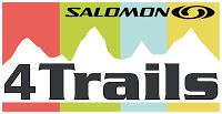 Logo SALOMON 4 TRAILS