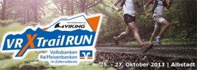 Logo 1. VR X Trailrun