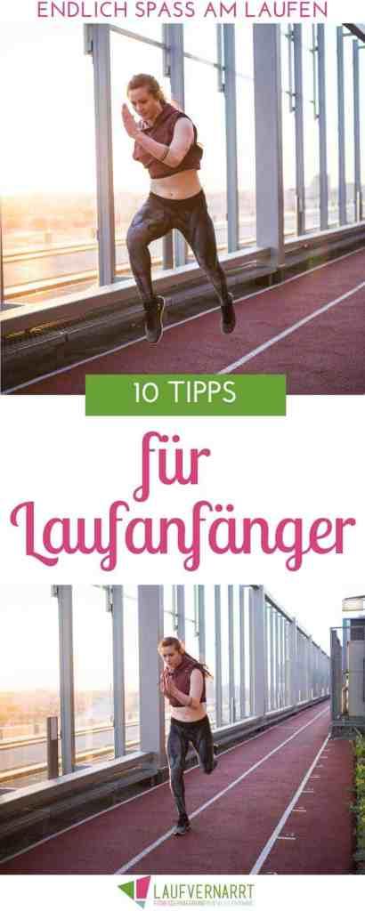 Du bist Laufanfänger und willst endlich laufen lernen? Hier gibt's die besten Tipps.