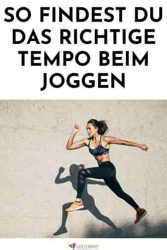 So schnell solltest du wirklich #joggen - das richtige #tempo beim #lauftraining findest du in diesem Blogartikel!