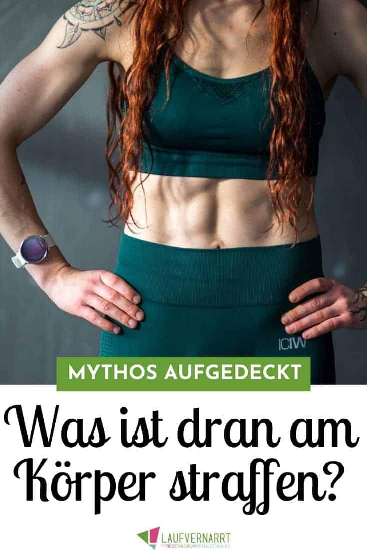 Was steckt hinter dem Mythos Körper straffen und wie definierst du deinen Körper richtig? In diesem Artikel erfährst du, wie dein Körper straffer wird und warum klassische Fitnesskurse zum Straffen nicht funktionieren. #abnehmen #diät #körper #fitness #definieren #ernährungsplan