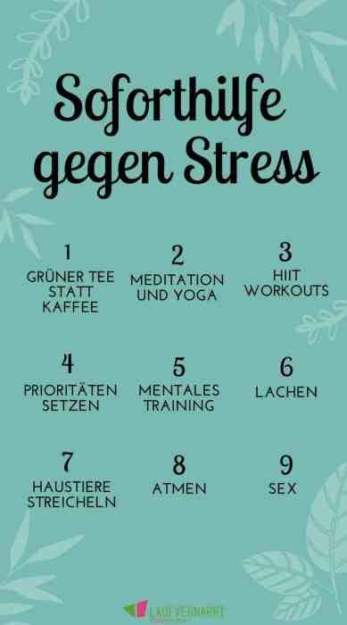 #Hilfe bei #Stress - das sind die besten #Tipps für #Stressphasen, die in unter zehn Minuten wirken #Selbstfürsorge #Mentales #Training #Stressmanagement #corona