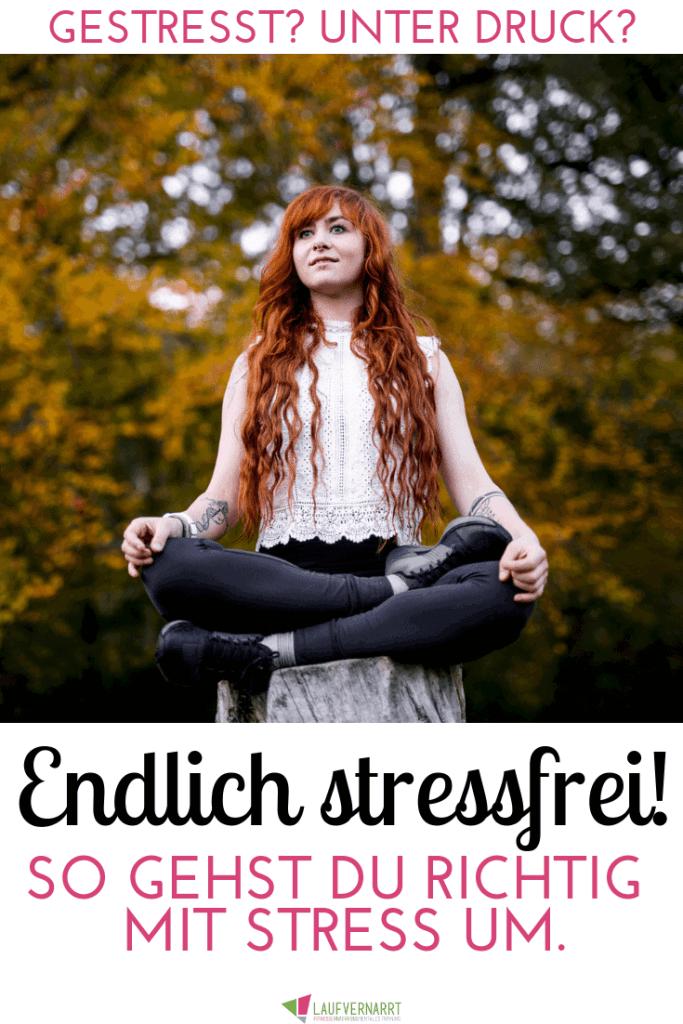 Fühlst du dich oft gestresst, unter Druck und hilflos gegen all die To Dos, die auf deiner Liste stehen? Dieser Artikel zeigt dir alles, was du für den richtigen Umgang mit Stress brauchst.