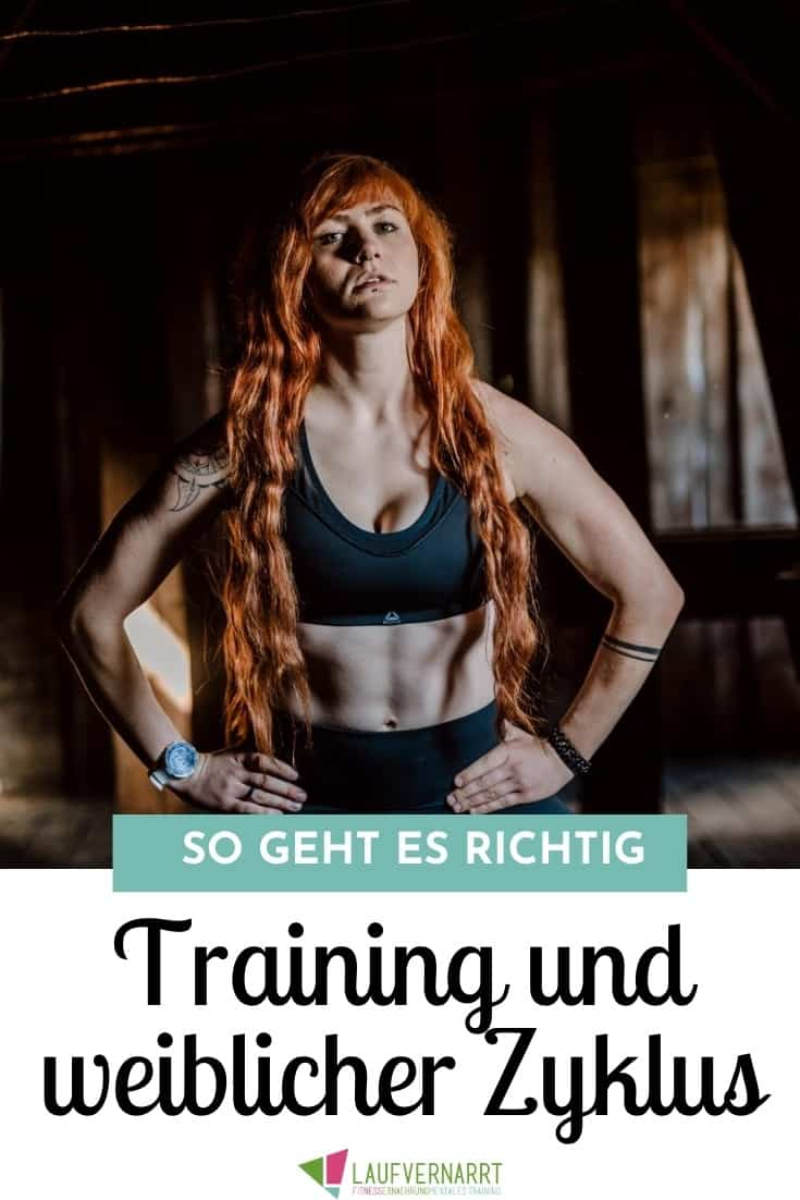 #Sport für #Frauen: #Training & #Zyklus für Frauen - so trainierst du im Einklang mit dem weiblichen Zyklus. Hier erfährst du, wann der richtige Zeitpunkt für Sport ist und was es für dich als Frau zu beachten gibt. #Regeneration