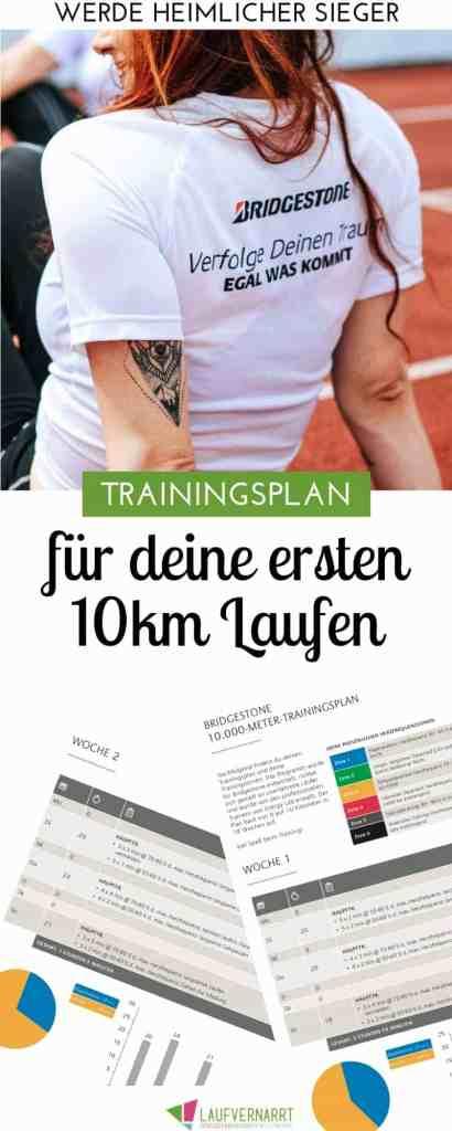 Du willst anfangen zu laufen, aber benötigst dafür einen Trainingsplan für die ersten zehn Kilometer sowie die besten Tipps von einer professionellen Lauftrainerin? Hier wirst du fündig.