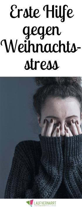 Stress an Weihnachten? SOS! Hier gibt's die besten Tipps zur ersten Hilfe bei Weihnachtsstress - wenn dir alles zu viel wird. #alleszuviel #weihnachtsstress #weihnachten #streee