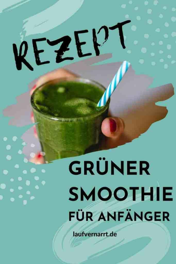 Dieses Rezept für einen grünen Smoothie ist besonders mild und daher für Anfänger geeignet. Trotzdem ist es gesund und versorgt dich mit vielen Mikronährstoffen.