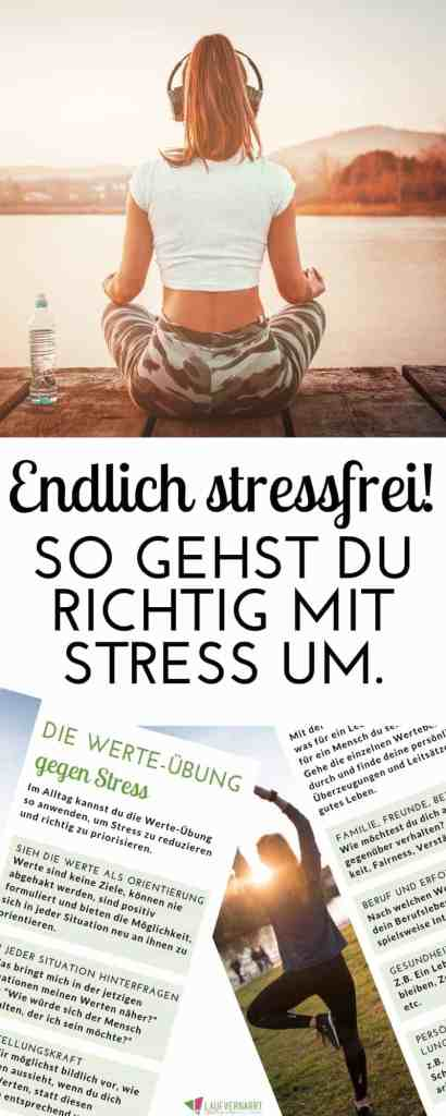 Fühlst du dich oft gestresst, unter Druck und hilflos gegen all die To Dos, die auf deiner Liste stehen? Dieser Artikel zeigt dir alles, was du für den richtigen Umgang mit #Stress brauchst. #selbstliebe #stressbewältigung #stress #abbauen #reduzieren