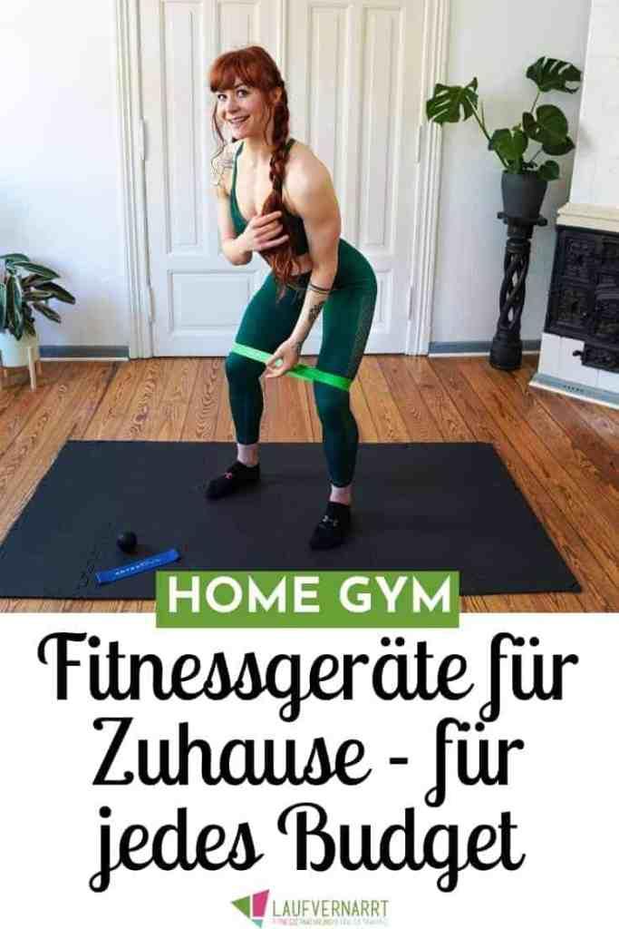 Du suchst Fitnessgeräte für Zuhause, willst dabei aber sinnvoll trainieren und kein Vermögen ausgeben? Hier erfährst, wie du dir ein Home Gym On A Budgt unter 20, 50 oder 100€ einrichtest! #homegym #krafttraining #fitnessstudio #zuhause