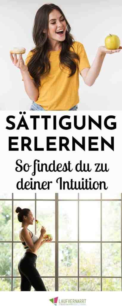 Sättigung lernen - Fehlt dir häufiger das Gefühl für #Sättigung und hast du Probleme mit deiner #Intuition? In diesem Artikel lernst du, wie du richtig mit #Hunger, #Appetit und Sättigung umgehst und welche Gründe es für ein fehlendes Sättigungsgefühl gibt. #Abnehmen
